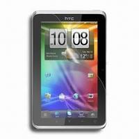 Wholesale Clear Screen Protector for HTC EVO View 4G, Dust-resistant, Quick and Easy to Install from china suppliers