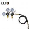 Buy cheap Dual Stage Draft Beer Gas Co2 Pressure Regulator Valve High Pressure from wholesalers