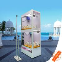 Wholesale Two Layer Save Space Online Claw Crane Machine Smartphone Control Catch Dolls from china suppliers
