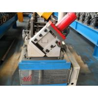 Best Manual / Hydraulic Stud And Track Roll Forming Machine , Steel Frame Roll Forming Machine 4KW wholesale