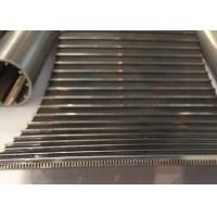 Plain Weave SS Wedge Wire Screen Panels Stainless Steel For Iron , Coal , Mining Industry