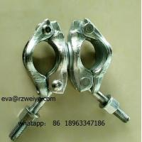 Best Double forged 90 degree heavy duty scaffolding coupler SGS certificated wholesale