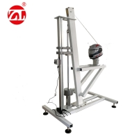 Wholesale 220V Three Sizes Head Molds Helmet Fixing Device Stability Testing Machine from china suppliers