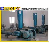 Wholesale DSR200D 27.60-30.00m3/min biogas suction and discharge positive displacement blower from china suppliers