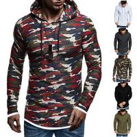 China Gym Mens Oversized Pullover Hoodie , Aesthetic Oversized Hoodies Breathable for sale