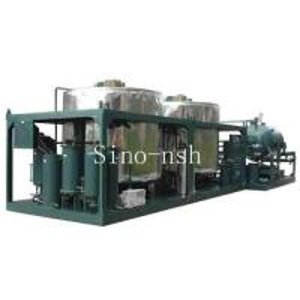 Sino-NSH GER used oil regeneration equipment