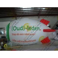 Wholesale Fireproof Helium Advertising Inflatables Attractive For Public Promotions from china suppliers