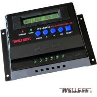 WELLSEE WS-C2430 20A 12/ 24V battery charger controller for sale