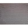 Buy cheap Aluminium Perforated Metal Mesh , custom hole Shape , rustproof from wholesalers
