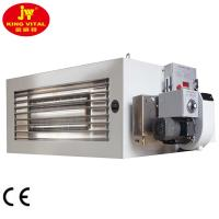 Wholesale 200000 Btu / H Oil Fired Garage Heaters 200 - 600 Sqm Heat Area Easy Installation from china suppliers