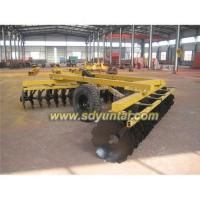 China Hydraulic pressure offset heavy disc harrow on sale