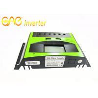 China PWM Solar Charger Controller ONE INVERTER Pv Regulator 30amp 12/24V Intelligent for sale