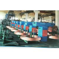 Wholesale Upcasting Process Oxygen Free Copper Rod Continuous Casting Machine Annnual 5000MT D8-15mm from china suppliers