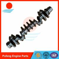Wholesale forging crankshaft suppliers, Hino P11C crankshaft for KOBELCO excavator SK460-8 from china suppliers