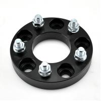 Forged and Silver CNC Machining 114.3 X5 Black Wheel Hub Adapter Spacer for sale