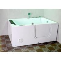 China Walk-in Bathtub With Door/handicapped Bathttub/roll In Shower on sale