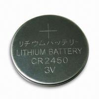 China Button-cell Battery with Low Internal Resistance on sale