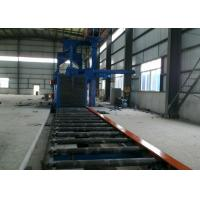 Wholesale Commercial Steel Shot Blasting Machine Electric Fuel Environmental Friendly from china suppliers