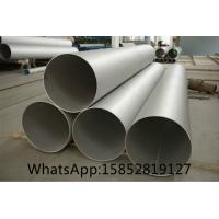 Big Diameter ASTM A312 TP321H Schedule10 Stainless Pipe for High Pressure