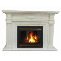 China Modern Vented Gas Fireplace Insert , Natural Gas Fireplace Direct Vent on sale
