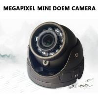 Best Megapixel Vehicle Mounted Audio Night Vision Dome Car Camera wholesale