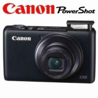 Wholesale Canon Powershot S95 Digital Camera with 8GB Card + Battery + Case + from china suppliers