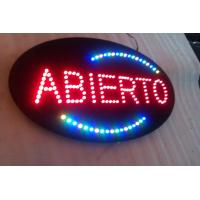 Buy cheap LED Abierto Sign (HSA0002) from wholesalers