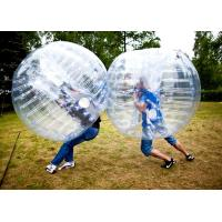 Wholesale Bumper Football Price Inflatable Body Zorb Ball from china suppliers