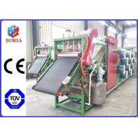 China PLC Controlled Rubber Batch Off Machine Rubber Sheet Cooling Machine Batch Off Unit for sale