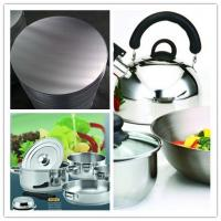 Best Non-stick Aluminum Circles for Kitchenware / Cookware with 1100  1050  1060  3003 Material wholesale