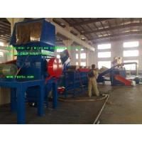 Wholesale Plastic PP/PE Film Recycling Machine from china suppliers