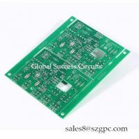China Factory price HASL 0.6mm thickness 2 OZ Double Sided PCB Board 2 Layer printed circuit board for sale