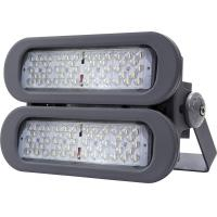 Wholesale Ultra Bright Surface Mount LED Flood Lights / 50w LED Security Light Low Power Consumption from china suppliers