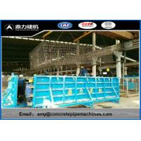 Wholesale Multi Purpose Concrete Tube Forming Machine , Pipe Moulding Machine Easy Install from china suppliers