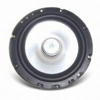 Wholesale Car Speaker with Neodymium Magnet in Front, Various Sizes are Available from china suppliers