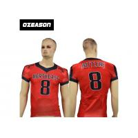 Wholesale Sublimation Custom Made Youth American Football Team uniforms, American Football Jersey from china suppliers