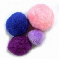 Wholesale Normal Pompoms, Available in Various Sizes and Colors from china suppliers