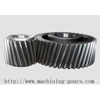 Best Transmission Double Planetary Helical Gear With CNC Steel Machined wholesale