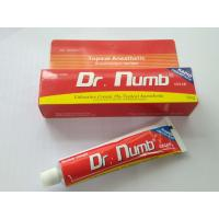 Wholesale Dr. Numb(Topical Anesthetic) 30g good quality tattoo numb and assistant cream stop pain from china suppliers