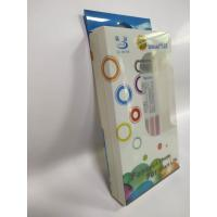 Reusable PVC Clear Display Boxes Custom Logo Environmental Friendly for sale