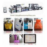 non woven bag making machine taiwan for sale
