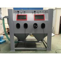 Wholesale Large Machine Pressure Blast Cabinet Environmental Friendly ISO9001:2008 from china suppliers