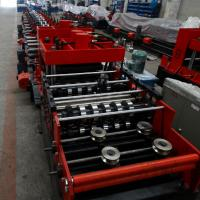 15KW Z Purlin Roll Forming Machine With Hydraulic / Manual Decoiler