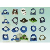 Best Insert Bearings / Stainless Steel Pillow Block Bearings For Driving Device wholesale