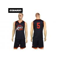 Wholesale Wholesale Custom Design Apparel Basketball Shirts With Collar from china suppliers