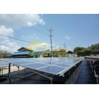 Wholesale Easy Install Solar Racking System , Diy Ground Mount Solar Racking Fine Workmanship from china suppliers