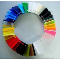 China color acrylic sheet on sale