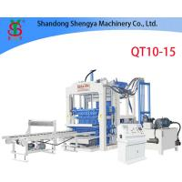Wholesale QT10-15 automatic block machine for sale from china suppliers