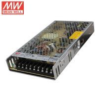 Wholesale MEANWell 200W 5V 40A Ultra Thin waterproof led power supply for SMD DIP LED Module full color from china suppliers