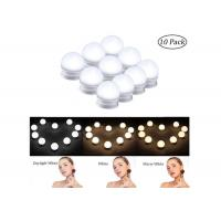 Wholesale Hollywood Style LED Makeup Vanity Lights Wall Mounted Bathroom Mirror Front Lamp IP43 from china suppliers